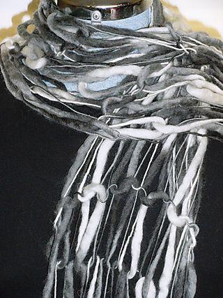 Ghost gum scarf#1